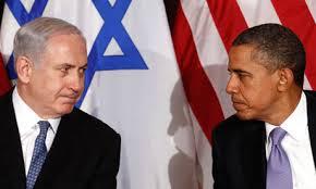 Obama and Bibi