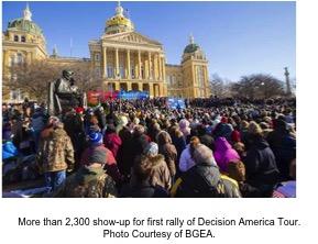 Iowa Rally